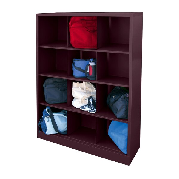 Organizer 12 Compartment Cubby by Sandusky Cabinet