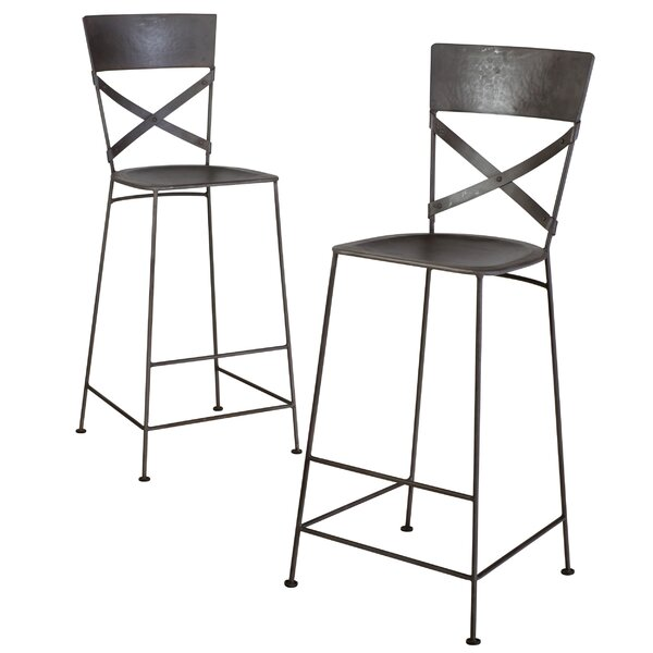 Dayton 30 Bar Stool (Set of 2) by Wildon Home ®