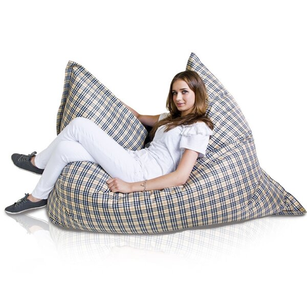 Bean Bag Sofa by Furini