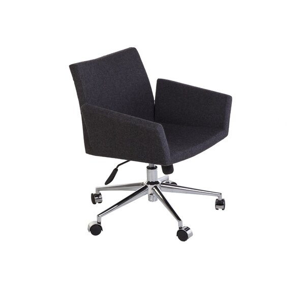 Spirito Mid-Back Desk Chair by Stilnovo