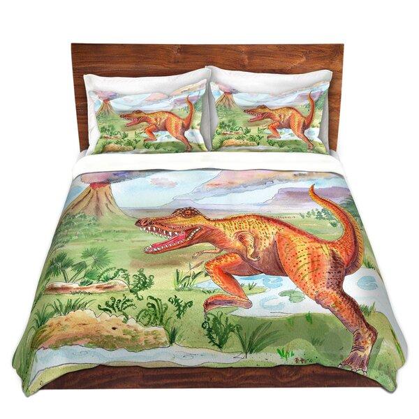 Dinosaur III Duvet Cover Set