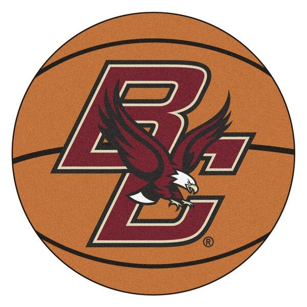 NCAA Boston NCAAlege Basketball Mat by FANMATS