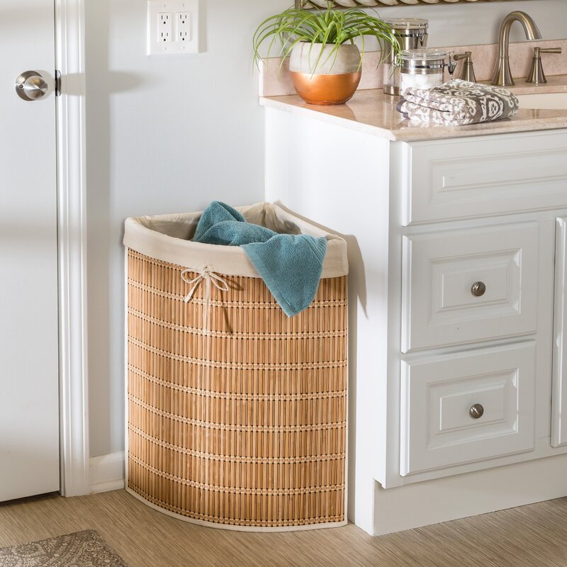 Wicker Laundry Hamper