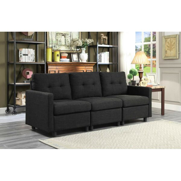 Best Price Brewer Modular Sofa by Trule Teen by Trule Teen