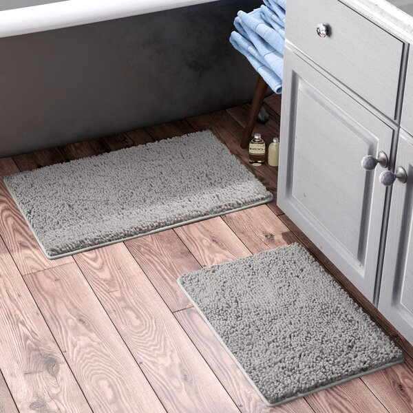 Josef 2 Piece Bath Rug Set by The Twillery Co.