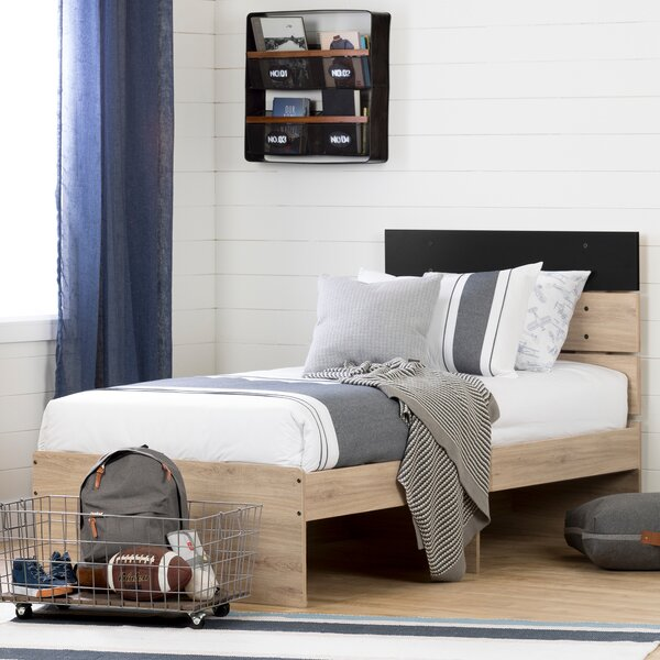 Induzy Twin Platform Bed by South Shore