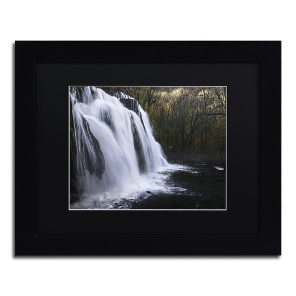 Evanescence by Mathieu Rivrin Framed Photographic Print by Trademark Fine Art