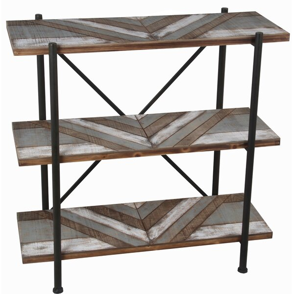32 H x 32 W Metal 3 Tier Shelving Unit by Privilege
