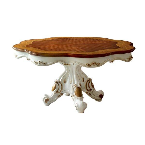 Caressa Dining Table by Rosalind Wheeler
