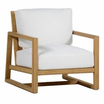 Strange Summer Classics Avondale Patio Chair With Cushion Wayfair Machost Co Dining Chair Design Ideas Machostcouk