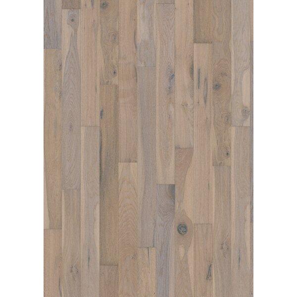 Spirit 5 Engineered Oak Hardwood Flooring in Helix by Kahrs