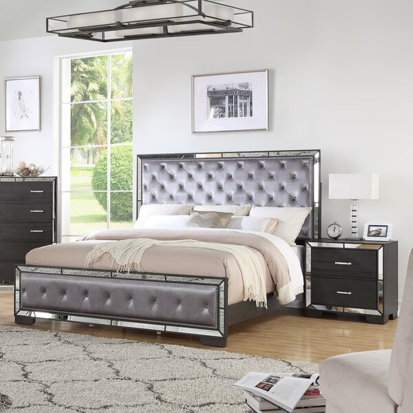 Hosea King Standard Configurable Bedroom Set by Mercer41