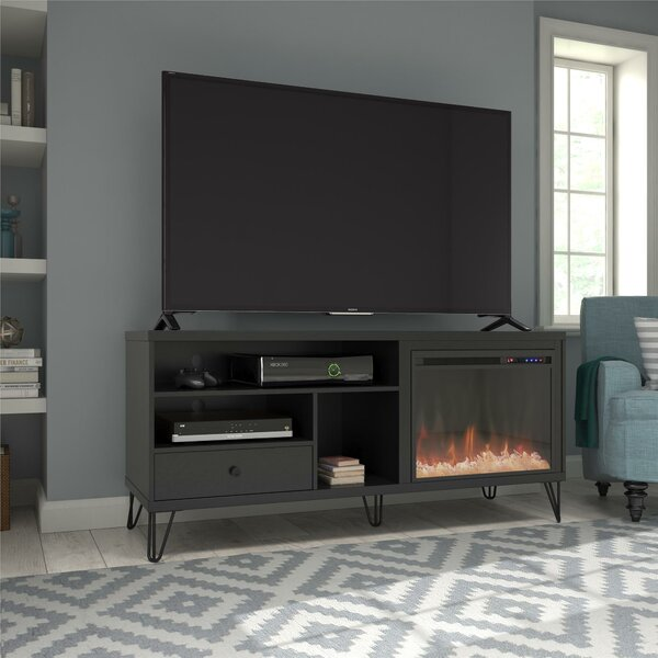 Home & Outdoor Forest Park TV Stand For TVs Up To 65