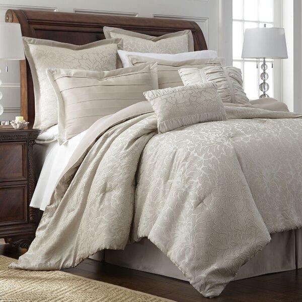 Catskill 8 Piece Comforter Set by Three Posts