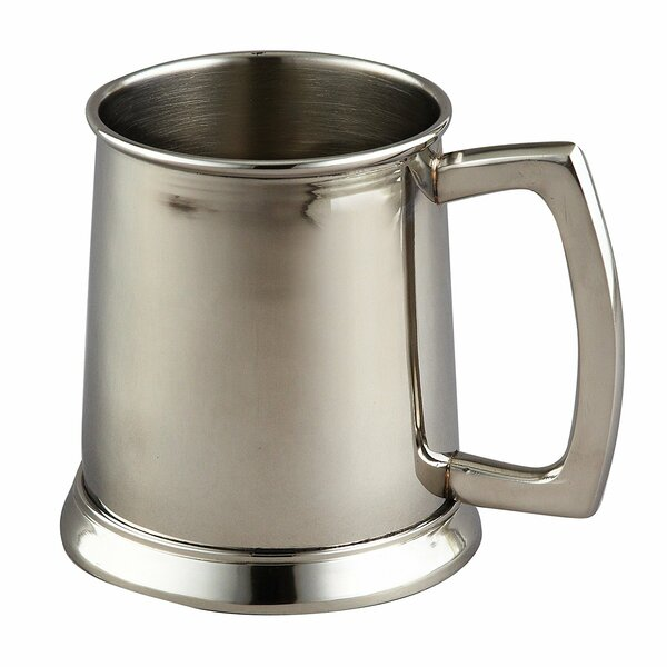 Ilka Tankard 20 oz. Stainless Steel Mug by Red Barrel Studio