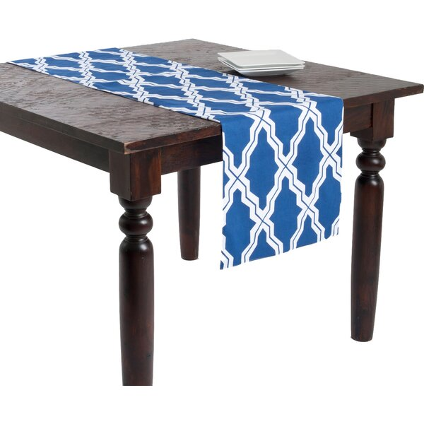 Patty Moroccan Design Table Runner by Zipcode Design