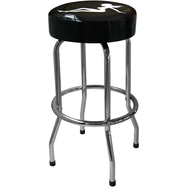 Lady Silhouette 30.5 Bar Stool by On The Edge Marketing