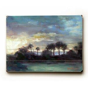 Sundown Graphic Art by Bay Isle Home