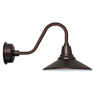Find the perfect Calla 1-Light Outdoor Barn Light By Cocoweb