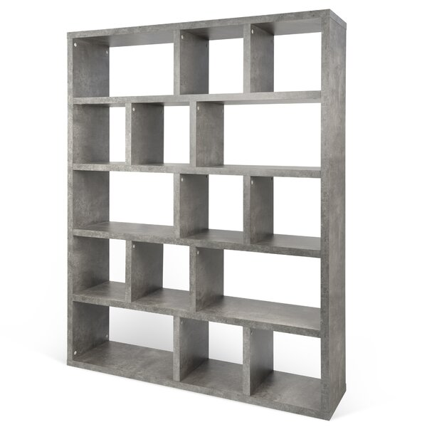Keya 5 Levels Cube Unit Bookcase by 17 Stories