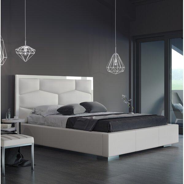 Okabena Upholstered Platform Bed by Orren Ellis
