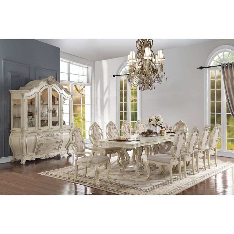 Larosa 11 Piece Dining Set