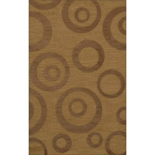 Dover Tufted Wool Gold Dust Area Rug by Dalyn Rug Co.