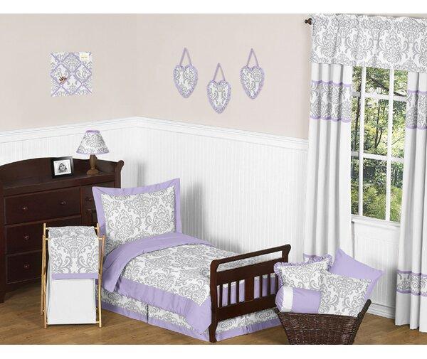 Elizabeth 5 Piece Toddler Bedding Set by Sweet Jojo Designs