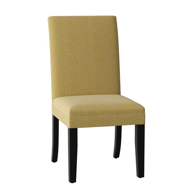 Jenny Upholstered Dining Chair in Brown by Hekman Hekman