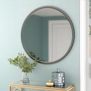 Best Deals Murdoch Wall Bathroom/Vanity Mirror ByHouse of Hampton