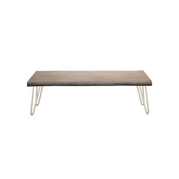 Nikhil Coffee Table by Union Rustic