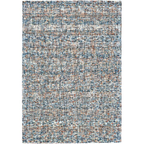 Valverde Hand-Tufted Amour Area Rug by Wrought Studio