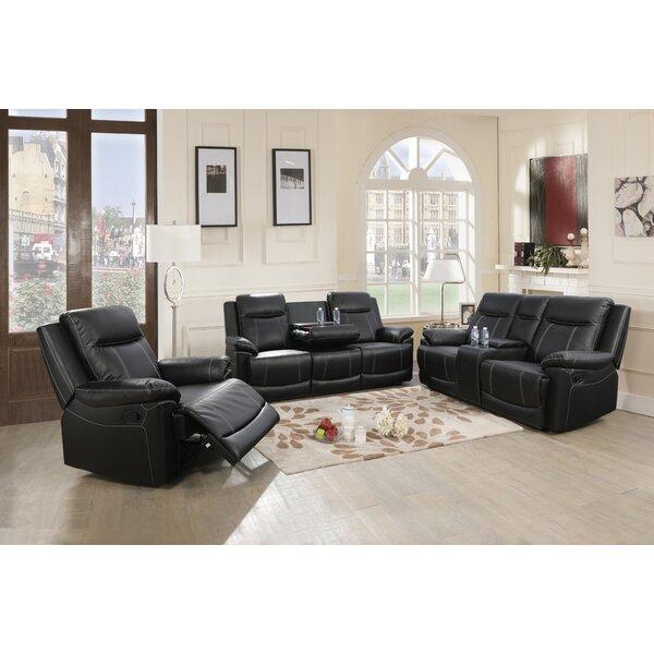 Ardavazt 3 Piece Reclining Living Room Set By Red Barrel Studio