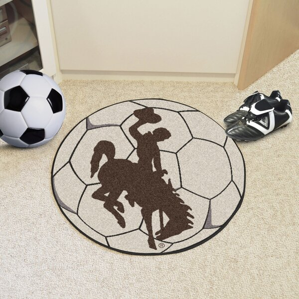 NCAA University of Wyoming Soccer Ball by FANMATS