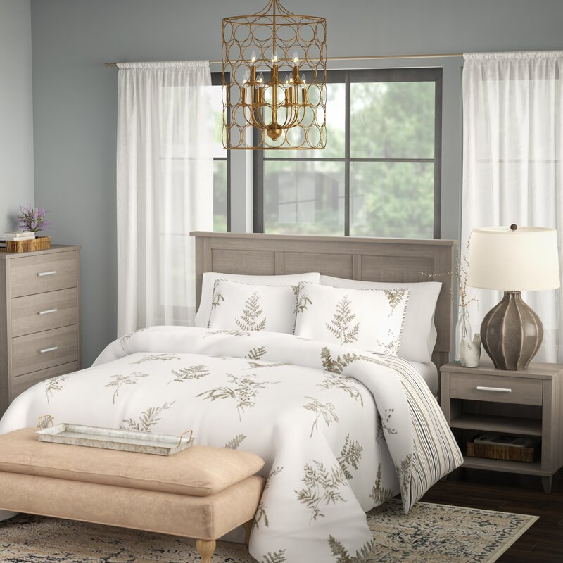 Bedroom Chairs Wayfair Black And White Wallpaper For Bedroom Black Bedroom Sets King Bedroom Black And White Ideas: Laurel Foundry Modern Farmhouse Valencia Queen 3 Piece