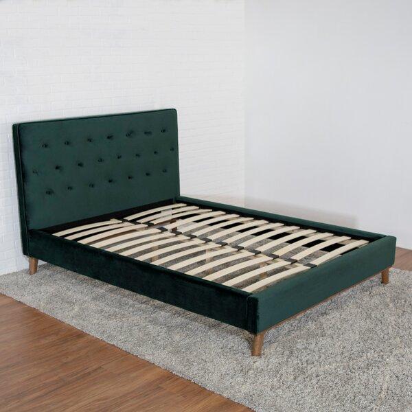 Aaliyah Upholstered Platform Bed by Corrigan Studio