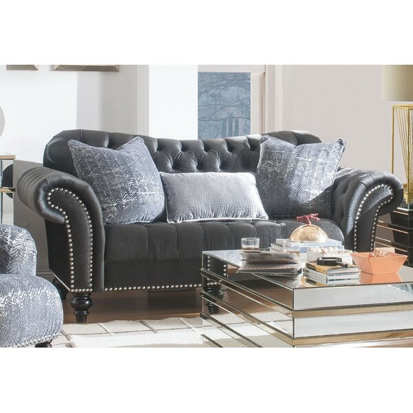 Renteria Loveseat By Everly Quinn