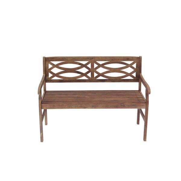Needville Wooden Garden Bench
