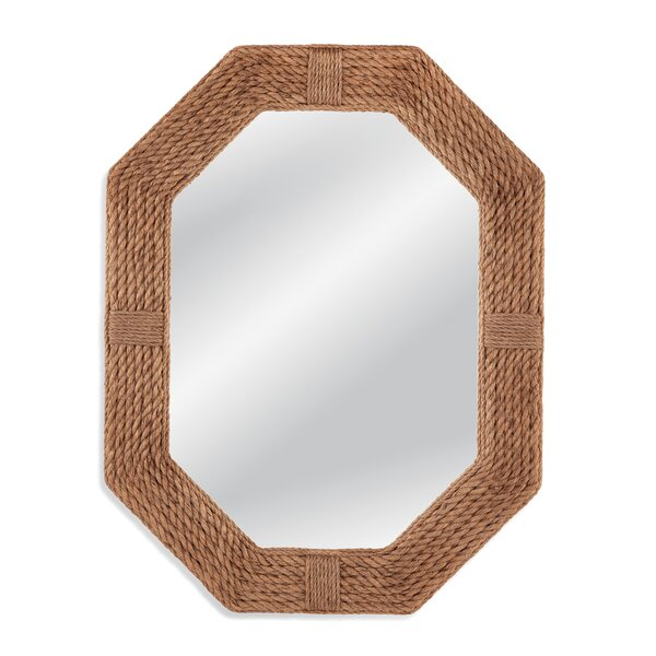 Coastal Accent Mirror by Longshore Tides