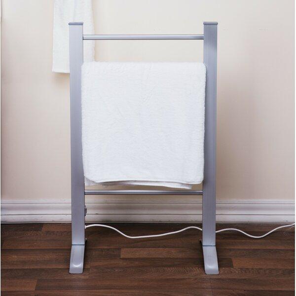 Tahoe Electric Free Standing Towel Warmer by Maykke