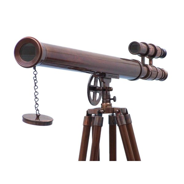 Griffith Astro Refracting Telescope by Handcrafted