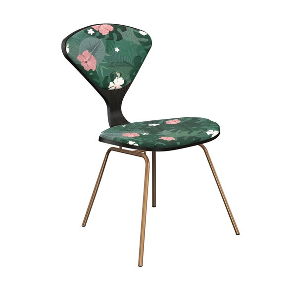 Alaska Upholstered Dining Chair by Brayden Studio