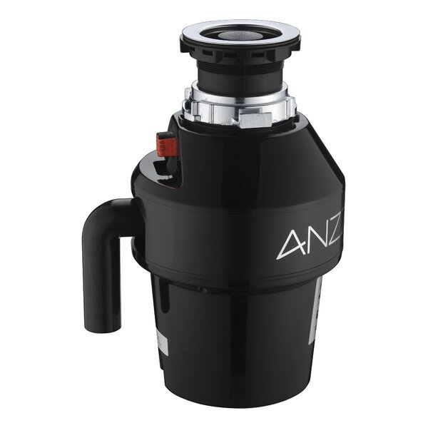 Medusa Series 3/4 HP Continuous Garbage Disposal by ANZZI