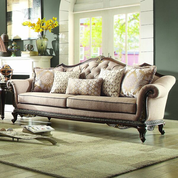Don't Miss The Chorleywood Sofa by Astoria Grand by Astoria Grand