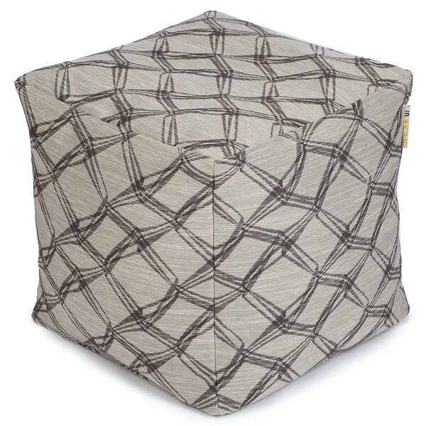 Crosby Premium Pouf by JB Home