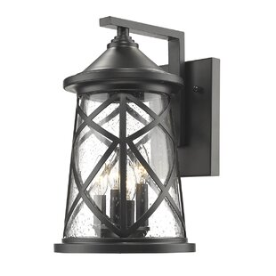 Comparison Elodie 4-Light Outdoor Sconce By Gracie Oaks