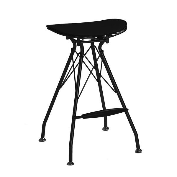 Corinthian 29' Bar Stool (Set of 2) by Latitude Run
