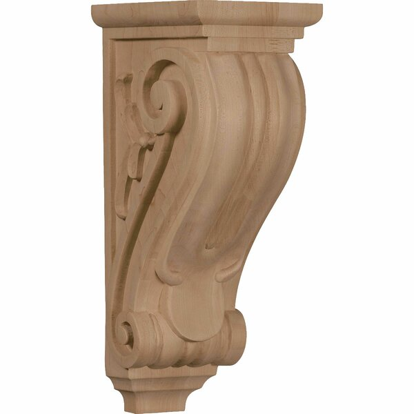 Classical 14H x 5W x 7D Large Corbel in Cherry by Ekena Millwork