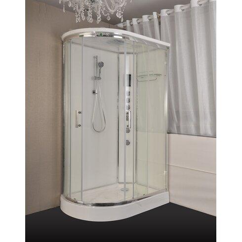 47 X 32 85 25 Corner Shower Enclosure