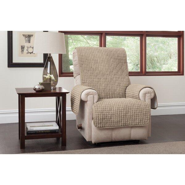 Box Cushion Recliner Slipcover By Winston Porter Winston Porter